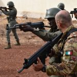 MALI addestramento a favore della Forza Armata Maliana - Fonte Difesa