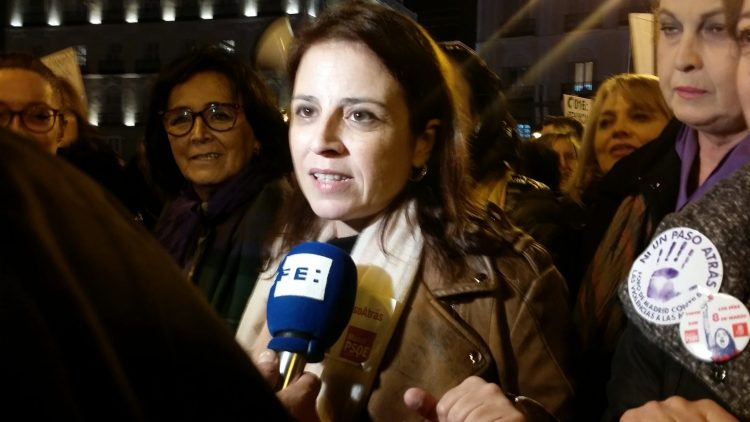 Ni un paso atrás_Madrid_Juana Pérez Montero (2)
