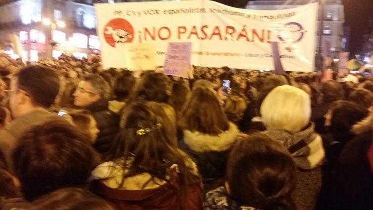Ni un paso atrás_Madrid_Juana Pérez Montero (3)