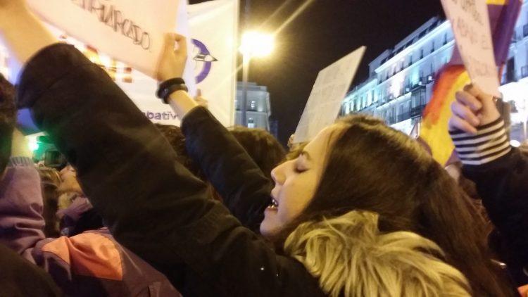 Ni un paso atrás_Madrid_Juana Pérez Montero (6)