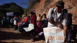 Comunidad indígena promueve amparo contra concesiones mineras en Oaxaca