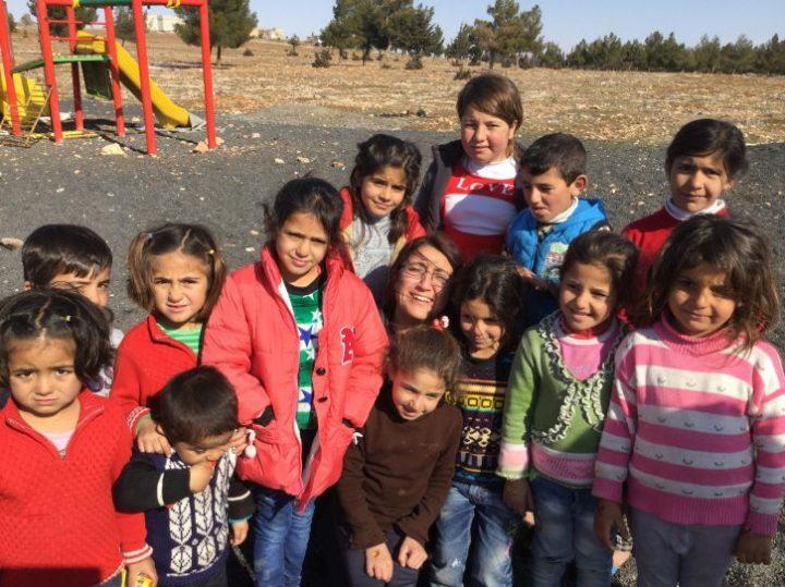 Gli orti liberi di Kobane