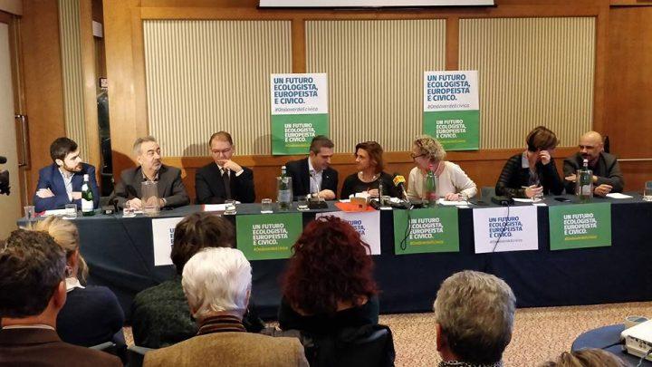 Europee: annunciato percorso allargato per un futuro ecologista, europeista e civico