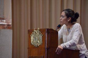 Senadora boliviana responde a comentario racista de diputado brasileño del partido de Bolsonaro