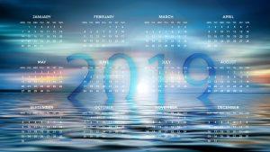 Calendario conmemorativo