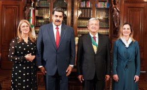 AMLO no firmó declaración del Grupo de Lima para desconocer al gobierno de Maduro