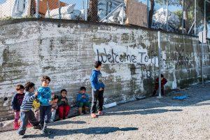 Al borde de un trauma colectivo: el barrio olvidado de Moria