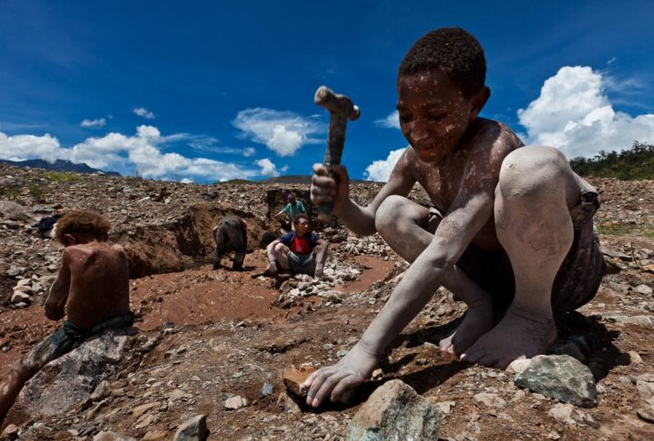 If the whole world wants cobalt, and all the cobalt is in Congo, why are people in the country dying of hunger?