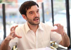 Pablo Bustinduy no encabezará la lista de Podemos a las elecciones europeas