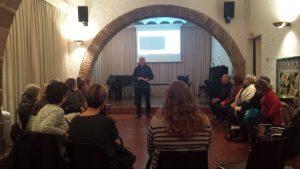 Mollet del Vallès: xerrada col·loqui sobre reconciliació
