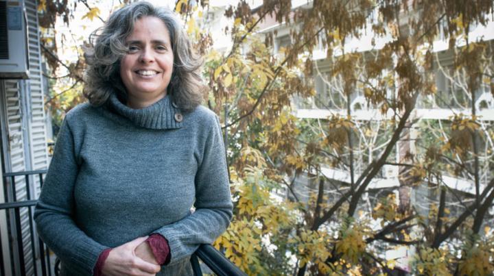 """Corina Rodríguez, experta en Economía Feminista: """"Cualquier aspiración de igualdad de género es incompatible con el sistema capitalista"""""""
