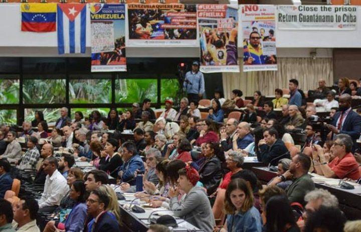 «Por el Equilibrio del Mundo»: contro il golpe in Venezuela, per la libertà dei popoli