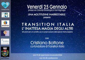 """""""Transition Italia – L'inattesa magia degli altri"""""""
