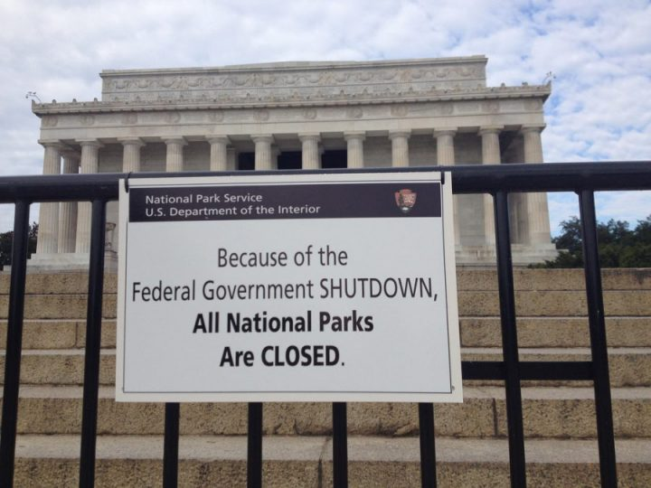 Five things the shutdown shows us about 2019