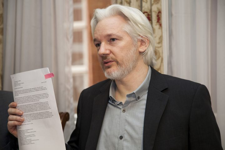 Assange takes legal action to force Trump administration to reveal charges against him