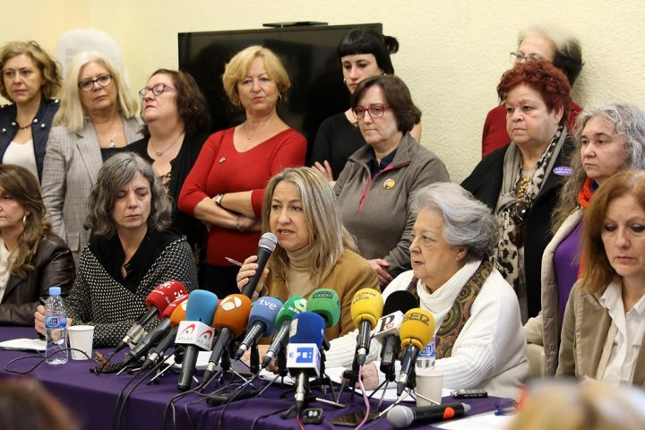 Organizaciones feministas se movilizan para desmontar las mentiras de Vox
