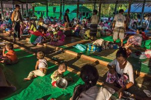 On Refugees…. And Myanmar-It's Not Just The Rohingya