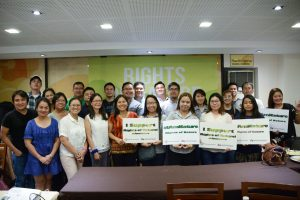 Development Network Pushes for 'Rights of Nature' Law