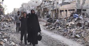 Siria: Amnesty denuncia che la coalizione USA viene meno alle sue responsabilità verso i civili bombardati a Raqqa