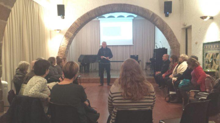 Mollet del Vallès: charla-coloquio Reconciliación