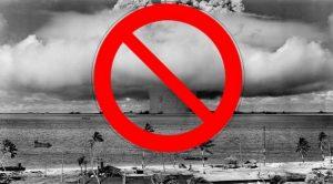 Propuesta de referéndum sobre la abolición de las armas nucleares y radiactivas al Parlamento francés