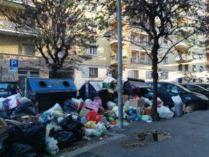 Appello contro il degrado e la catastrofica gestione dei rifiuti a Roma