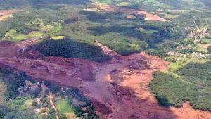 A 3 años del desastre de Mariana, se rompió una nueva represa en Minas Gerais