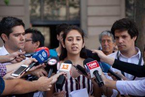 Frente Amplio pidió que Gobierno recapacite y se una al Grupo de Contacto sobre Venezuela
