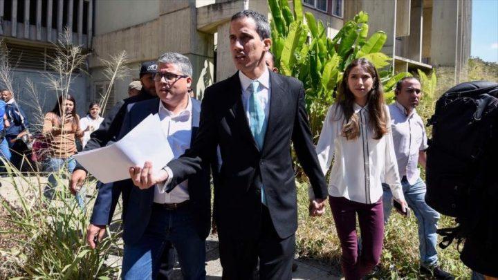 Juan Guaidó, cómo se fabrica un impostor