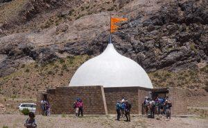 Ein Jahr der Feierlichkeiten beginnt in Punta de Vacas, Argentinien, anlässlich des 50. Jahrestages des spirituellen Führers Silo
