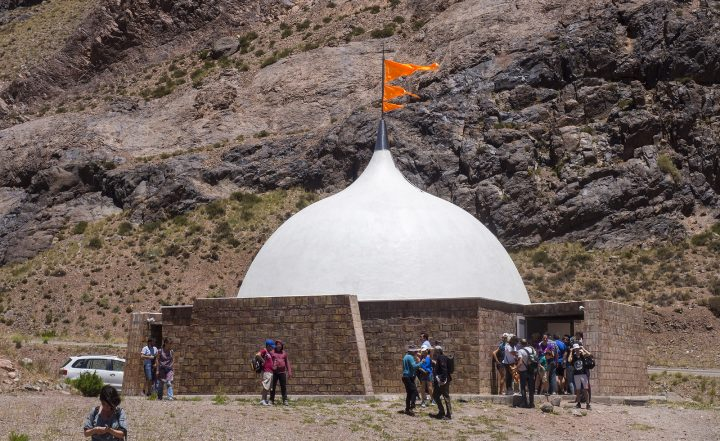 A year of celebrations kicks off in Punta de Vacas, Argentina marking the 50th anniversary of the spiritual guide, Silo