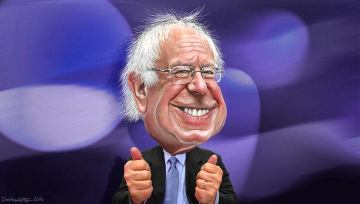 Bernie Sanders anuncia candidatura à presidência dos EUA