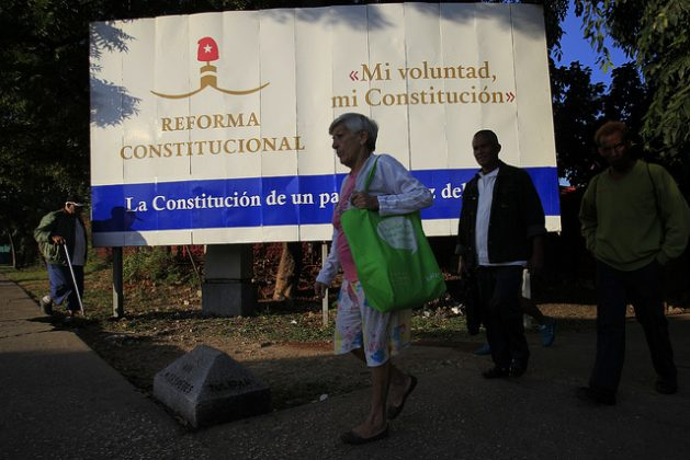 Sociedad civil cubana expectante ante referendo constitucional