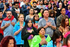ΗΠΑ: Οι ΜΚΟ οργανώνουν ένα μεγάλο πάρτι για την Ειρήνη