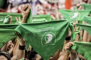 Argentinas vuelven a tomar las calles a favor del aborto legal