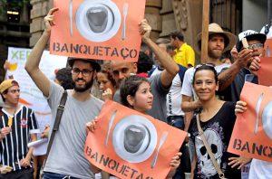 Movimentos preparam banquetaço em prol do direito humano à alimentação