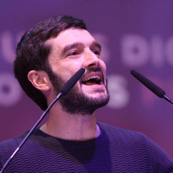 Pablo Bustinduy: cierra su paso por el Congreso con un discurso de estadista humanista