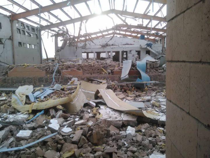 MSF protestieren gegen »falsche Anschuldigungen« der Saudi-Allianz