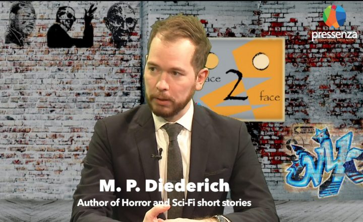 Face 2 Face with M. P.  Diederich