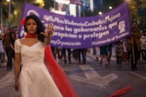 Transporte público: segundo espacio donde más se violenta a mujeres