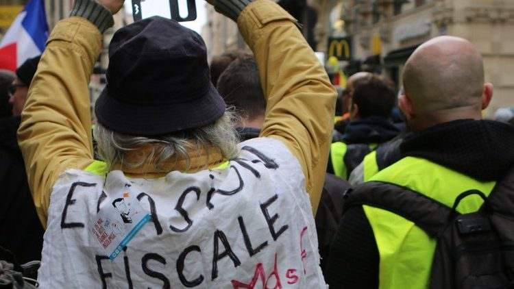 [Gilets Jaunes – Acte 13 ] Reportage photo à Bordeaux15