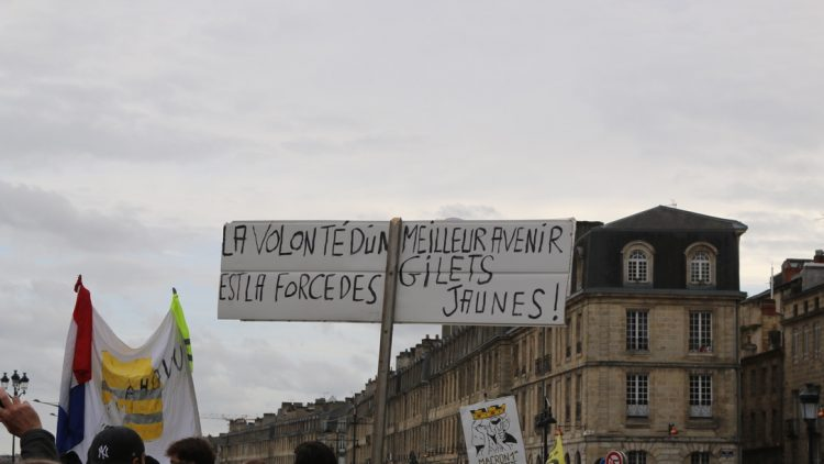 [Gilets Jaunes – Acte 13 ] Reportage photo à Bordeaux29