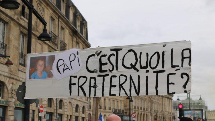 [Gilets Jaunes – Acte 13 ] Reportage photo à Bordeaux30
