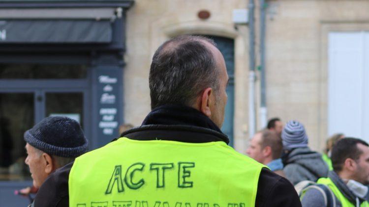 [Gilets Jaunes – Acte 13 ] Reportage photo à Bordeaux34