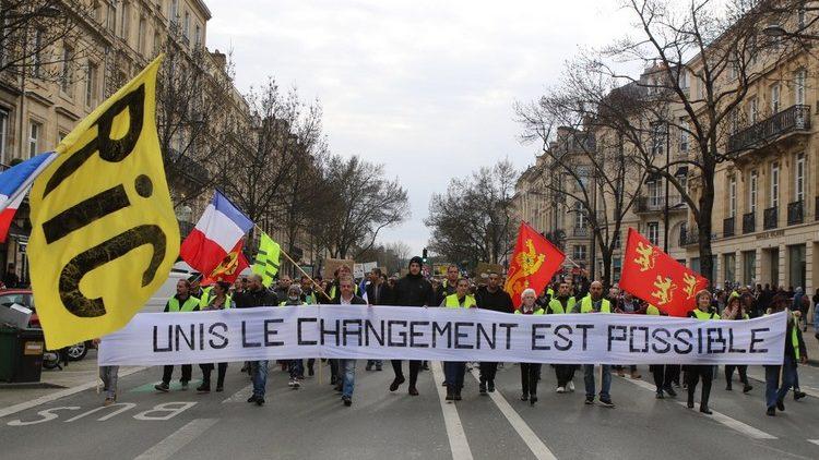 [Gilets Jaunes – Acte 13 ] Reportage photo à Bordeaux4
