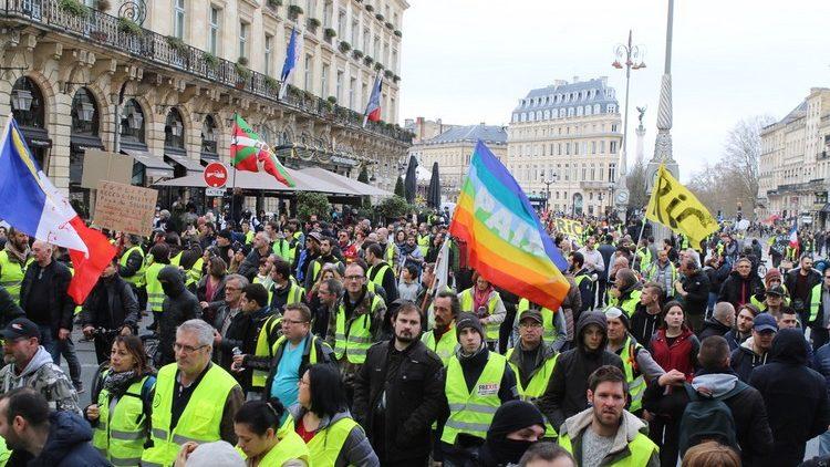 [Gilets Jaunes – Acte 13 ] Reportage photo à Bordeaux5