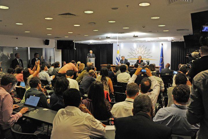 Grupo de Montevidéu não tem consenso sobre situação da Venezuela