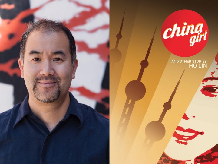 Conversation with Ho Lin author of China Girl