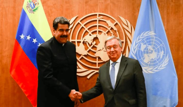 """Venezuela: l'ONU respinge la richiesta dell'""""autoproclamato"""" Guaidó"""