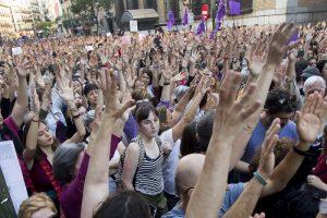España, ¿Quién quiere romper el movimiento feminista?